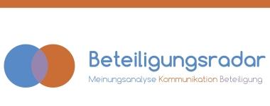 Beteiligungsradar mit verändertem Internetauftritt