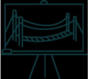 Icon Medien- und Kommunikations-Trainings