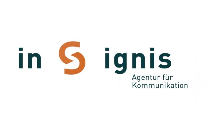 insignis Logo mit mehr Abstand